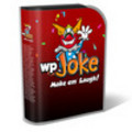 Thumbnail WP Joke Plugin For Wordpress - Make em Laugh - Plr!