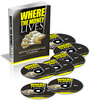 Thumbnail Where The Money Lives (Plr) + 3 PLR Bonuses & More!