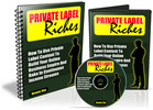 Thumbnail Private Label Riches - Audiobook