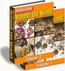 Recipes From Around The World Volumes 1 & 2  {with master resale rights}
