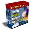 Thumbnail How To Set Up A Secure Members Area For Free - With Resale Rights