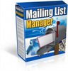 Mailing List Manager - Full Resale Rights Included