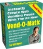 Vend-O-Matic -  With Resell Rights