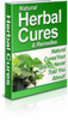 Thumbnail Natural Herbal Cures & Remedies - Plr!