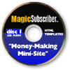 Magic Subscriber-GENERATE MORE TRAFFIC & PROFIT-with MRR