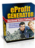 Thumbnail eProfit Generator - Backend Sales Automation Software - Mrr!