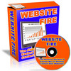 Thumbnail Website Fire - Easiest Way To Create Content-Rich Websites!