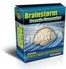 Thumbnail *NEW!* Brainstorm Domain Generator - PRIVATE LABEL RIGHTS