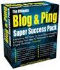 Thumbnail The Ultimate Blog & Ping Super Success Pack