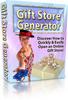 Thumbnail PLR MRR Gift Store Generator