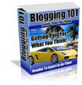 Thumbnail Blogging 101 - Blog To Success