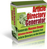 Thumbnail *NEW*Article Directory Generator - Private Labels Rights