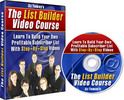 Thumbnail The List Builder Video Course - Master Resell Rights