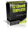 Thumbnail EZ Ebook Templates Package 11 - With Master Resell Rights
