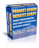 Thumbnail Product Review Site Script(mrr) - Php+ Free Stuff  :)