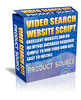 Thumbnail Video Search Website Script(mrr) - Php+ Free Stuff  :)