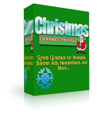 Product picture *New*! Mega Christmas Graphics Package