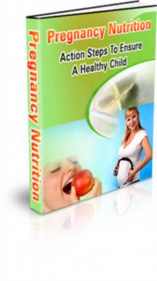 Product picture Pregnancy Nutrition