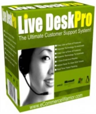 Product picture Live Desk Pro