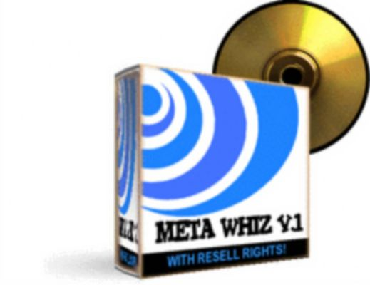 Product picture Meta Whiz V.1