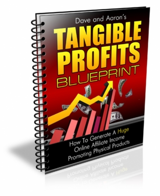 Product picture Tangible Profits Blueprint