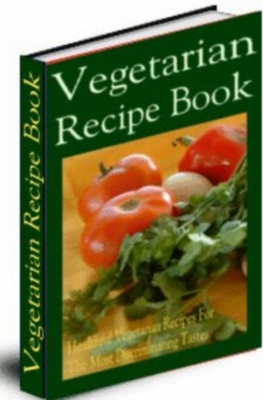 Product picture Vegetarian Recipe Book