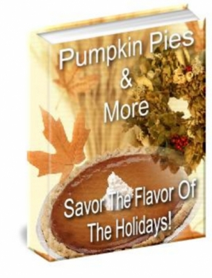 Product picture Pumpkin Pies & More
