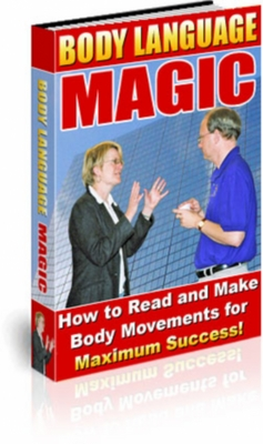 Product picture Body Language Magic - With Master Resell Rights