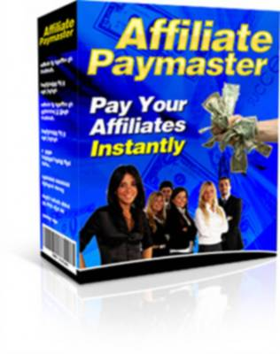 Product picture Affiliate Paymaster - Master Resale Rights