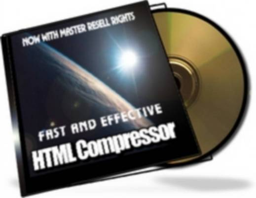 Product picture HTML Compressor - Now With Resell Rights