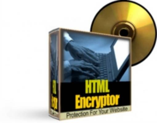 Product picture HTML Encryptor - Protect Your Website - With Resale Rights
