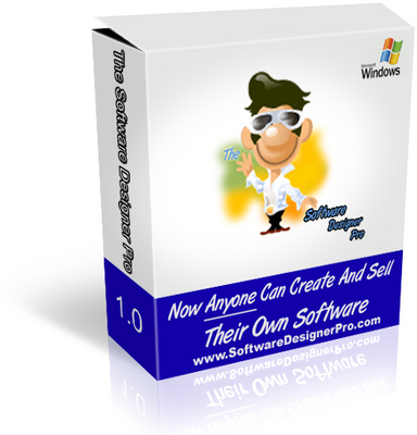 Product picture Software Designer Pro - With Master Resell Rights