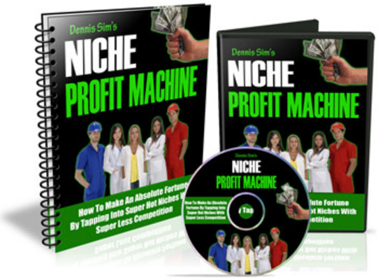 Product picture Niche Profit Machine - Mrr!