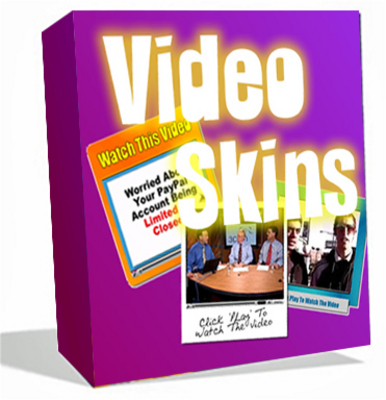Product picture Video Skins (MRR)