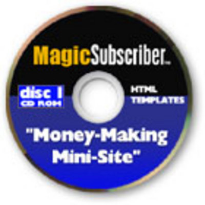 Product picture Magic Subscriber-GENERATE MORE TRAFFIC & PROFIT-with MRR