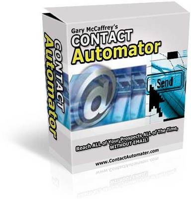 Product picture Contact Automater - With Master Reseller Rights
