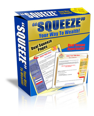 Product picture Squeeze Your Way To Wealth - Plr!