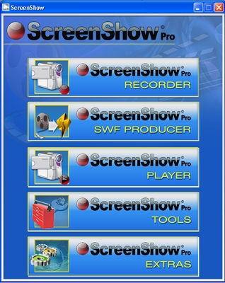 Product picture *NEW!* ScreenShow Pro - Video Screen Capture SW- PLR