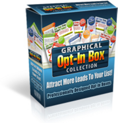 Product picture *NEW* Graphical Opt-In Box Collection With (mrr)