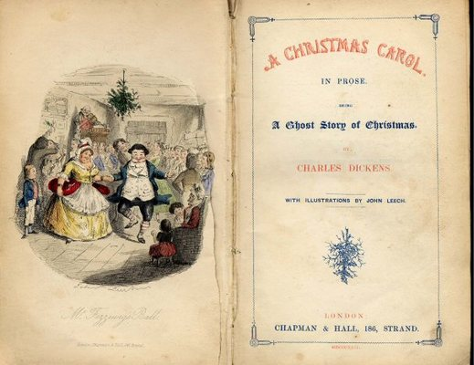 Product picture A Christmas Carol by Charles Dickens