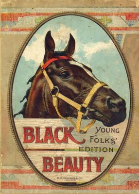 Product picture Black Beauty - Young Folks Edition - Illustrated