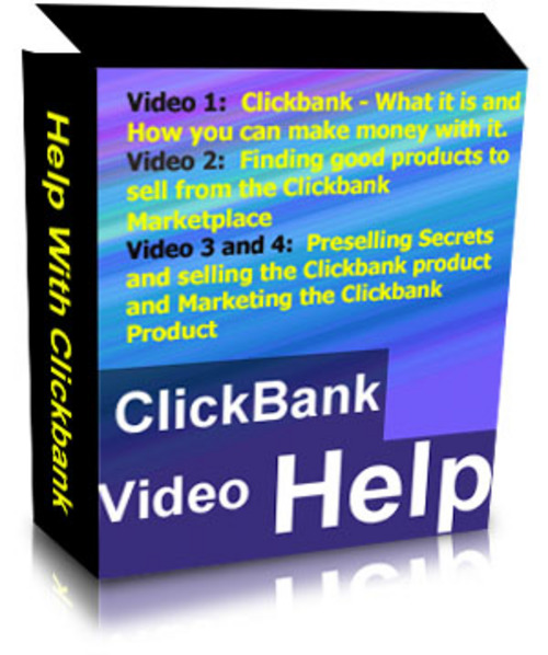 Product picture Clickbank Video Series - Unrestricted Private Label Rights