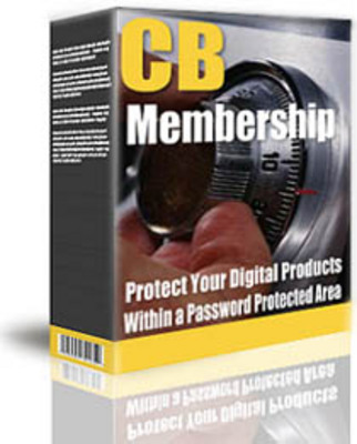Product picture CB Affiliate Membership Software