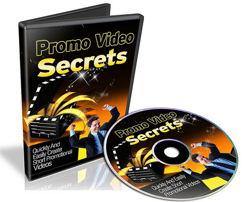 Product picture Promo Video Secrets Video Series - With Resale Rights